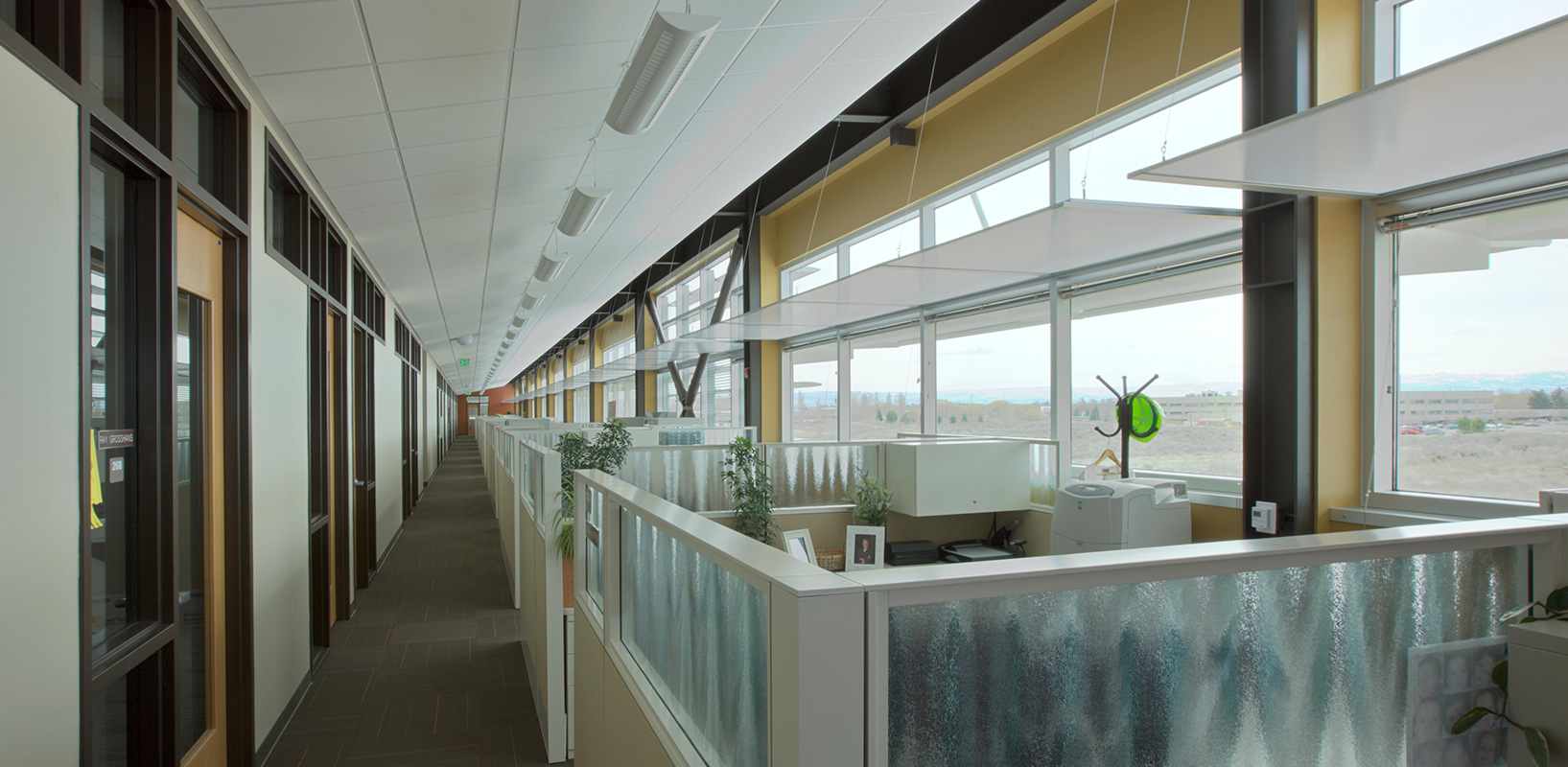 Spandrel Glass Panels  Bespoke Tinted  Reflective Glass