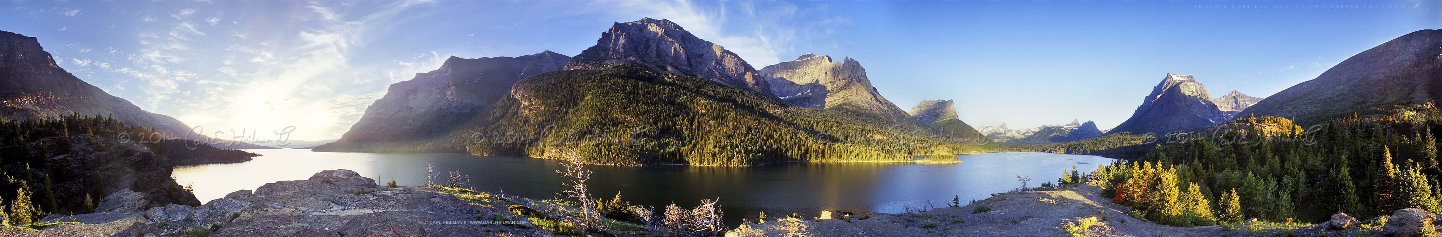 Resultado de imagem para Glacier National Park panorama