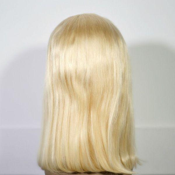 Blonde Bob Wig (Back)