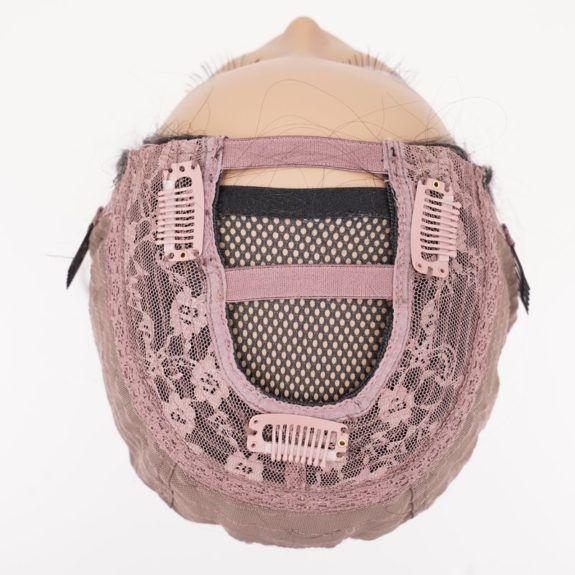 U-Part Wig (inside cap top)