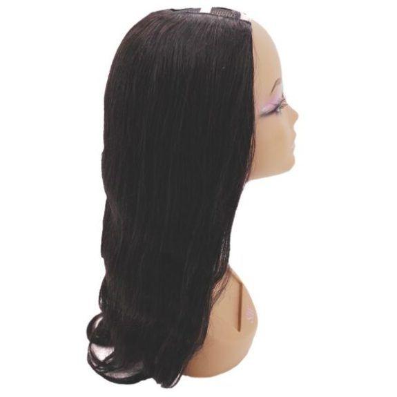 Brazilian Body Wave U-Part Wig (side)