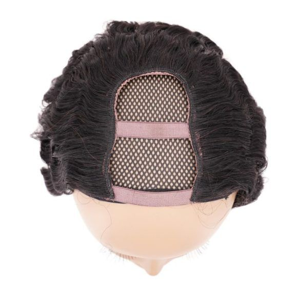 Brazilian Deep Wave U-Part Wig (top)