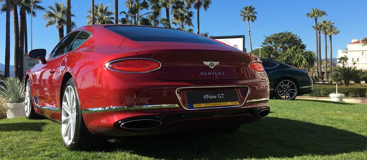 Lækkerier fra Bentley