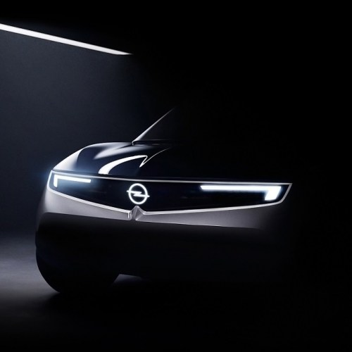 Opels nye ansigt er inspireret af Opel Manta