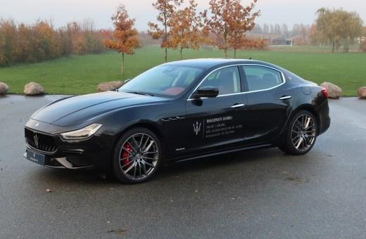 Test: Maserati Ghibli S Q4