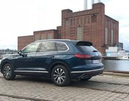 Audi præsenterer Q5 i nyt look