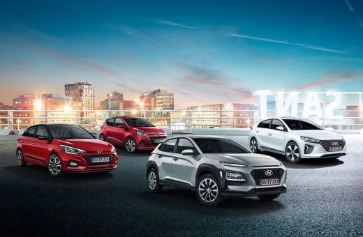 Hyundai melder nu ind på markedet for privatleasing