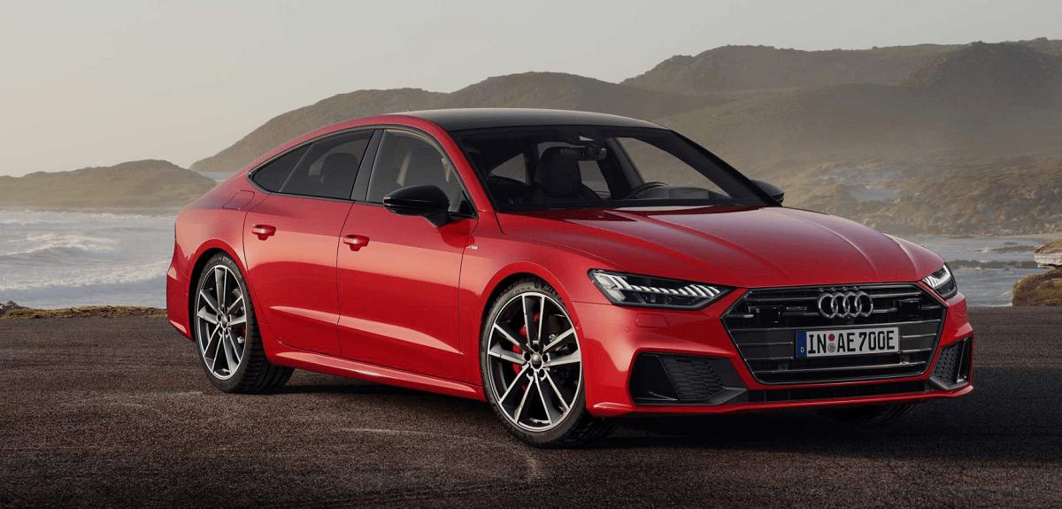 Audi lancerer plug-in hybrid af Audi A7 Sportback