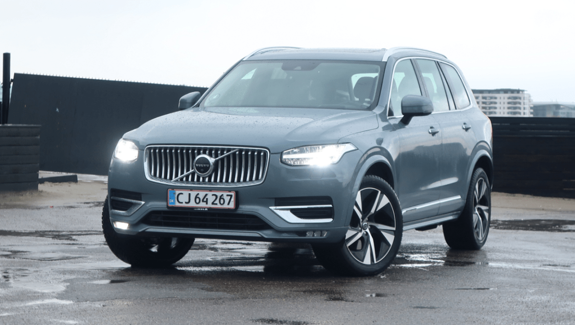 Test: Volvo XC90 B5 Inscription