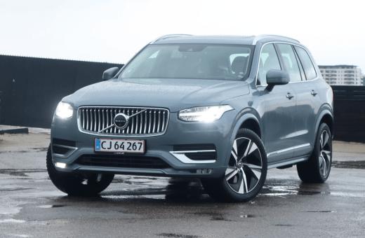 Test: Volvo XC90 B5 Inscription