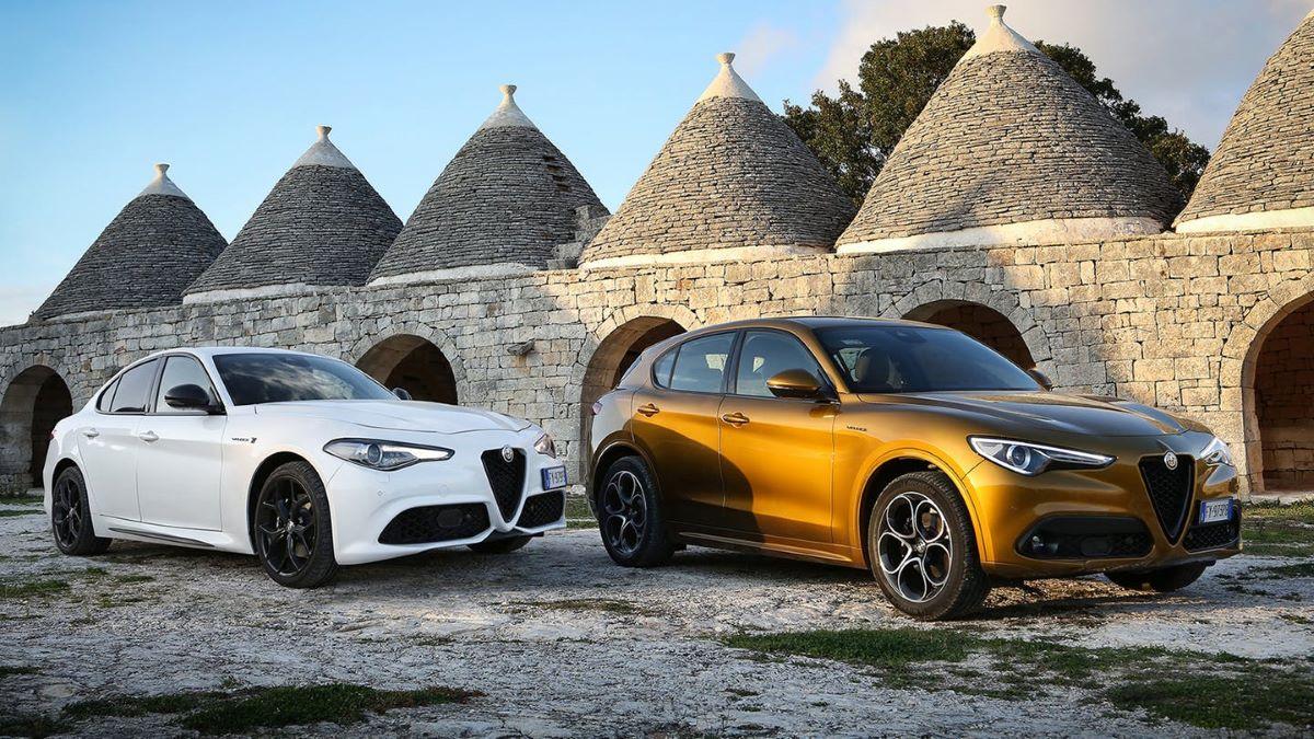 Alfa Romeo giver Giulia og Stelvio et løft