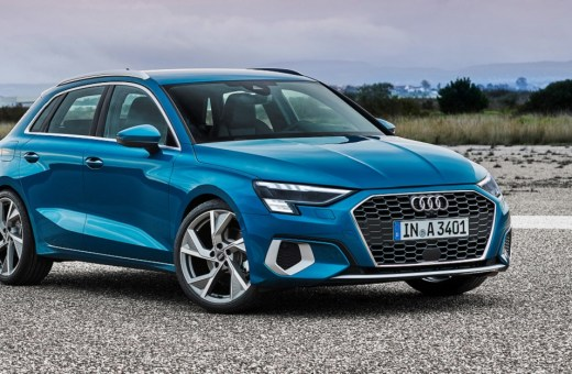 Danske priser: Ny Audi A3 Sportback fra 299.990 kr.