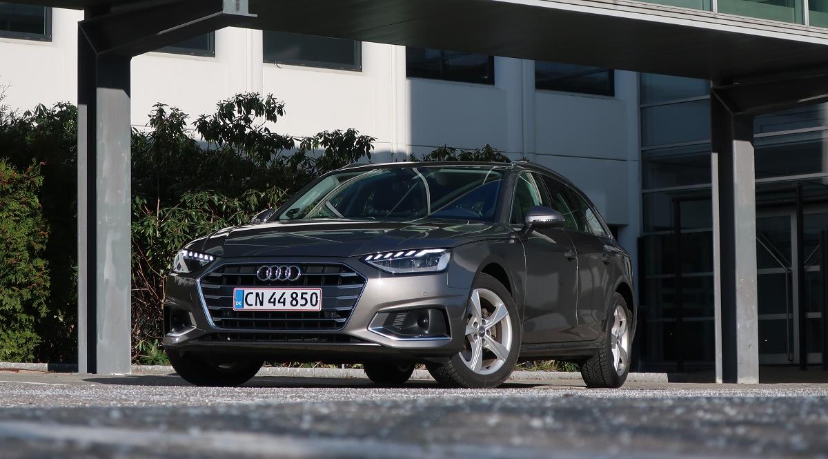 Test: Audi A4 Avant Advanced Prestige Tour Plus 35 TDI S tronic