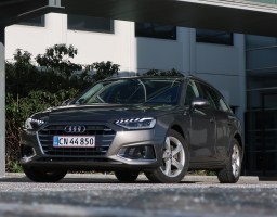 Test: Audi A4 Avant Advanced Prestige Tour Plus 35 TDI S tronic