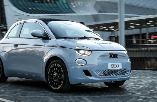 Prebooking af elektrisk Fiat 500 er åbnet