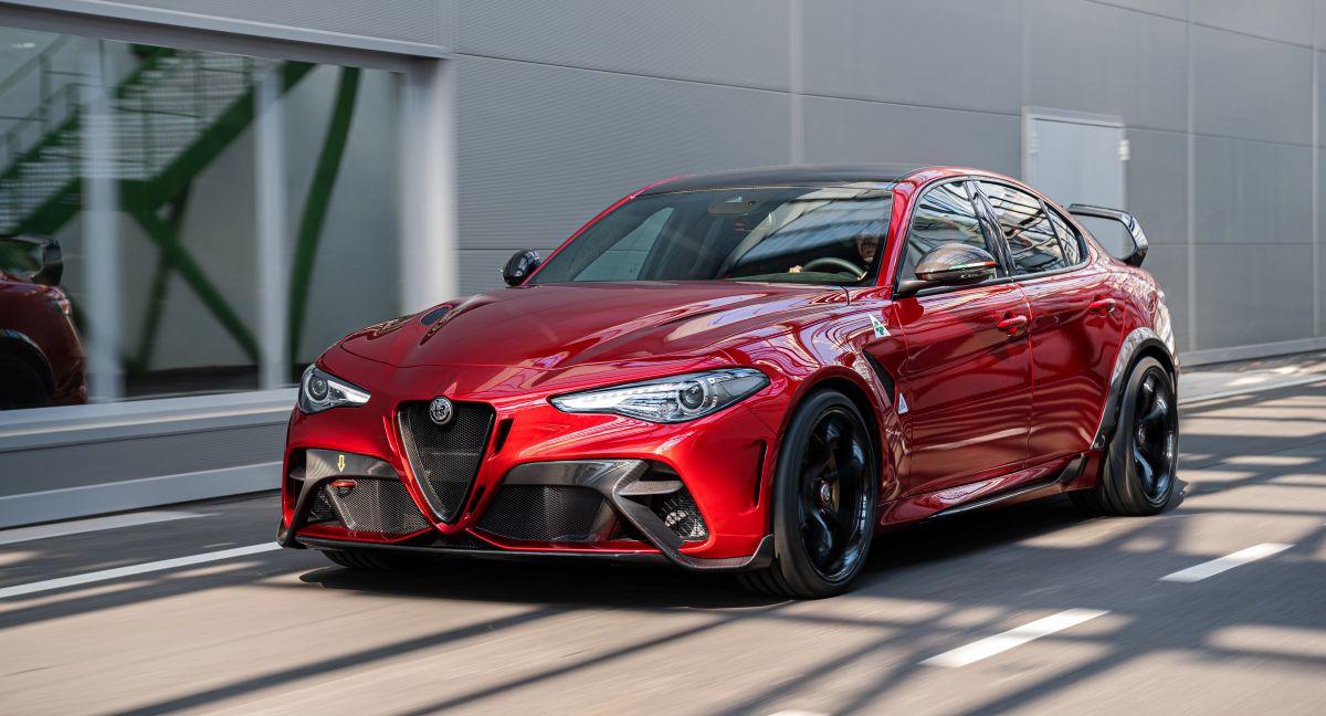 Nyhed: Alfa Romeo Giulia GTA og GTAm