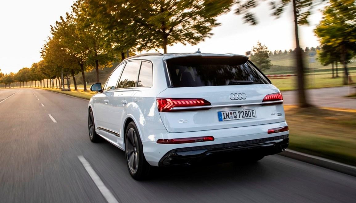 Nyhed: Audi Q7 TFSI e plugin hybrid