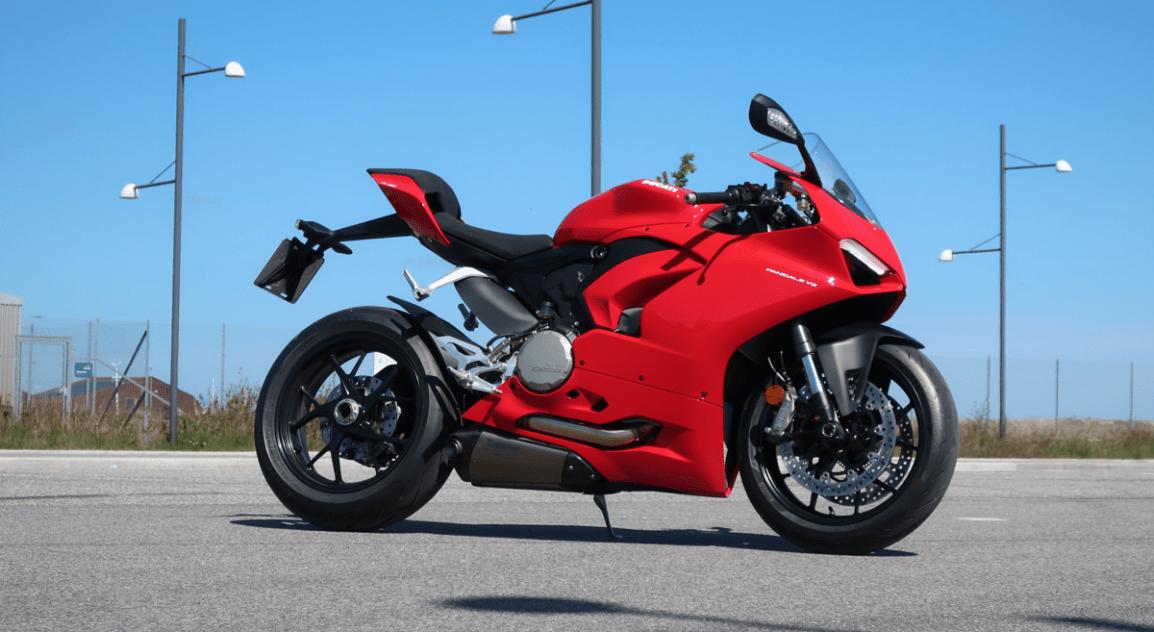 MC test: Ducati Panigale V2