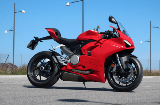 MC test: Ducati Panigale V2