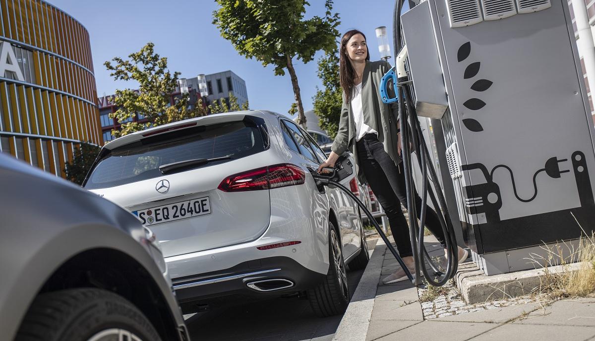 Mercedes-Benz klar med priser på tre nye plug-in-hybrider