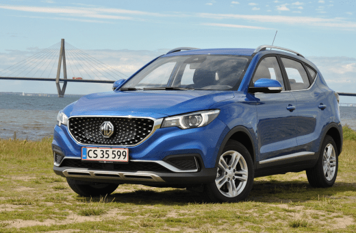 Test: MG ZS EV Comfort
