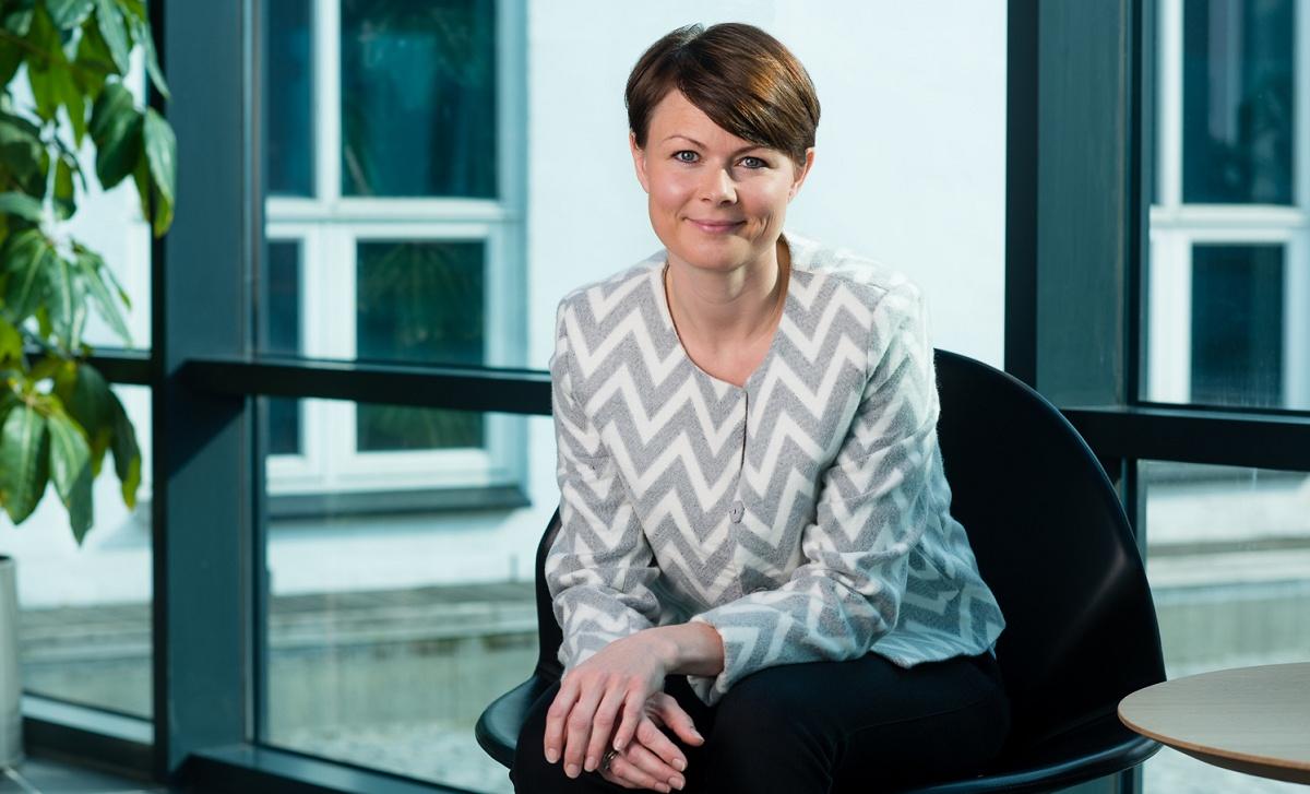 Mød ugens profil Lene Mejdal Iversen
