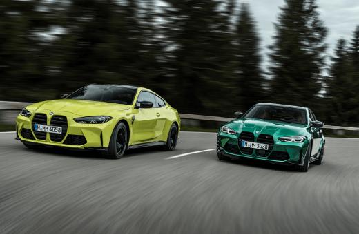 Nyt fra BMW: M3 og M4