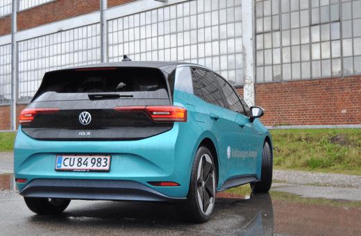 First Drive: VW ID.3 1st Max