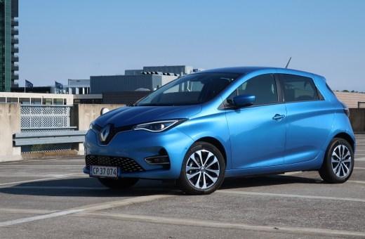 Test: Renault Zoe Intens