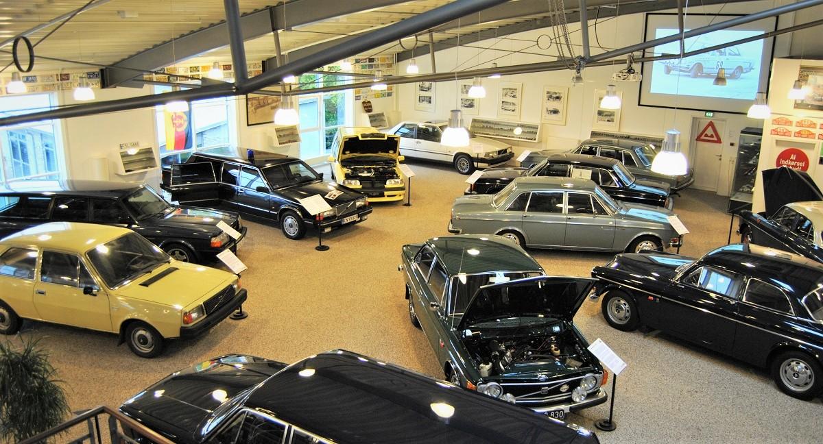 Gennemført Volvo særudstilling emmer af nostalgi