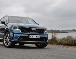 Test: Volvo V60 T6 Recharge