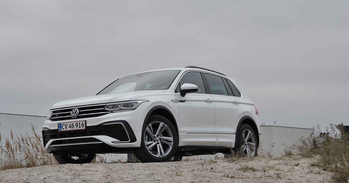 First Drive: Ny VW Tiguan