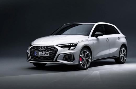 Audi A3 Sportback Plug-in hybrid med 245 heste