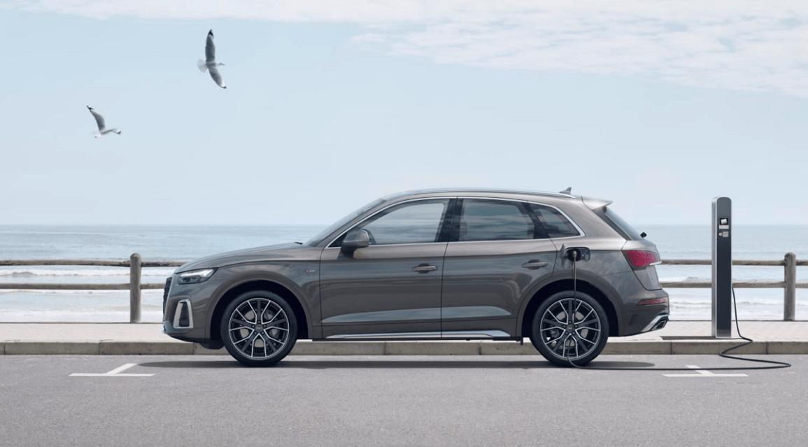 Opdateret Audi Q5 plug-in-hybrid fra 519.990 kr.