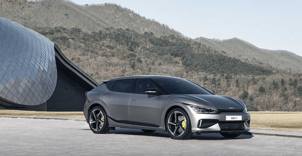 Kia klar med skarpe leasingpriser på ny EV6