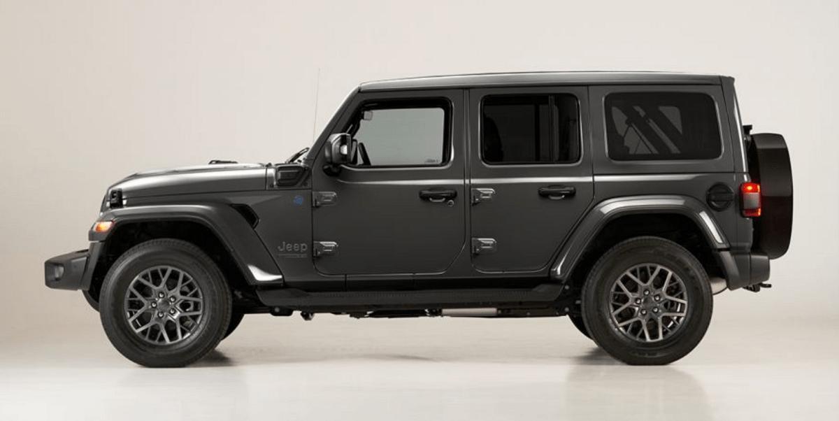 Nyhed: Jeep Wrangler som plug-in hybrid