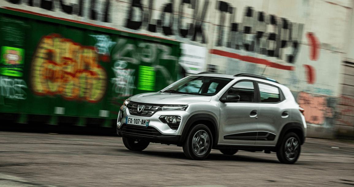 First Drive: Dacia Spring