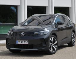 First Drive: Volkswagen ID.4 Max