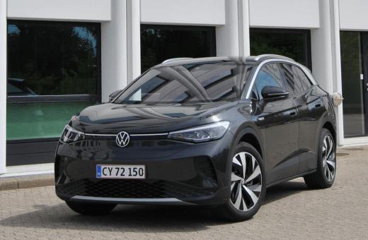 Test: VW ID.4 1st
