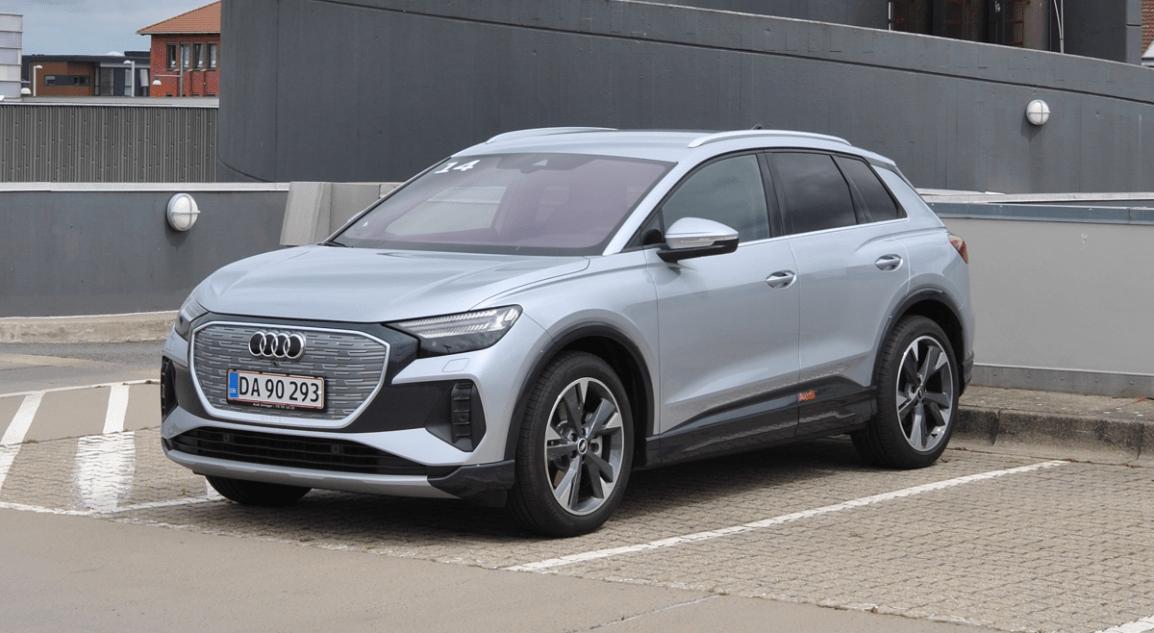 First Drive: Audi Q4 40 e-tron Attitude