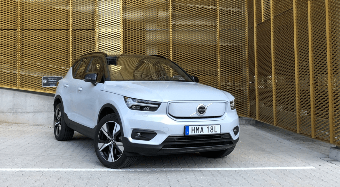 First Drive: Volvo XC40 Recharge
