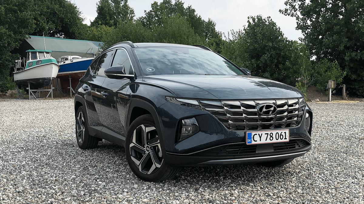 Test: Hyundai Tucson PHEV