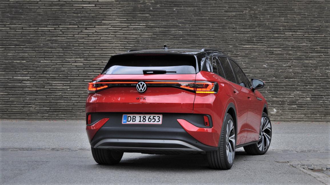 Test: Volkswagen ID.4 GTX