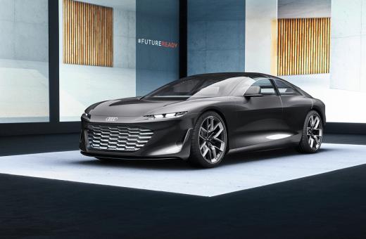 Nyhed: Audi grandsphere