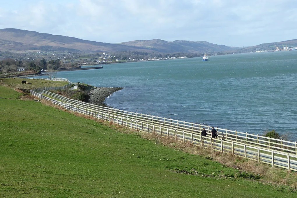 Carlingford Lough Greenway Gallery