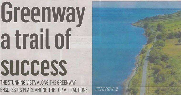 The Argus - Greenway a trail of success