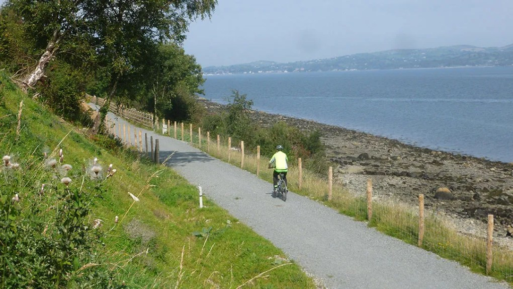 What's Done So Far - Phase From Omeath to Carlingford