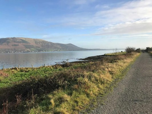 Carlingford Lough Greenway Public Consultation February 28th 2019