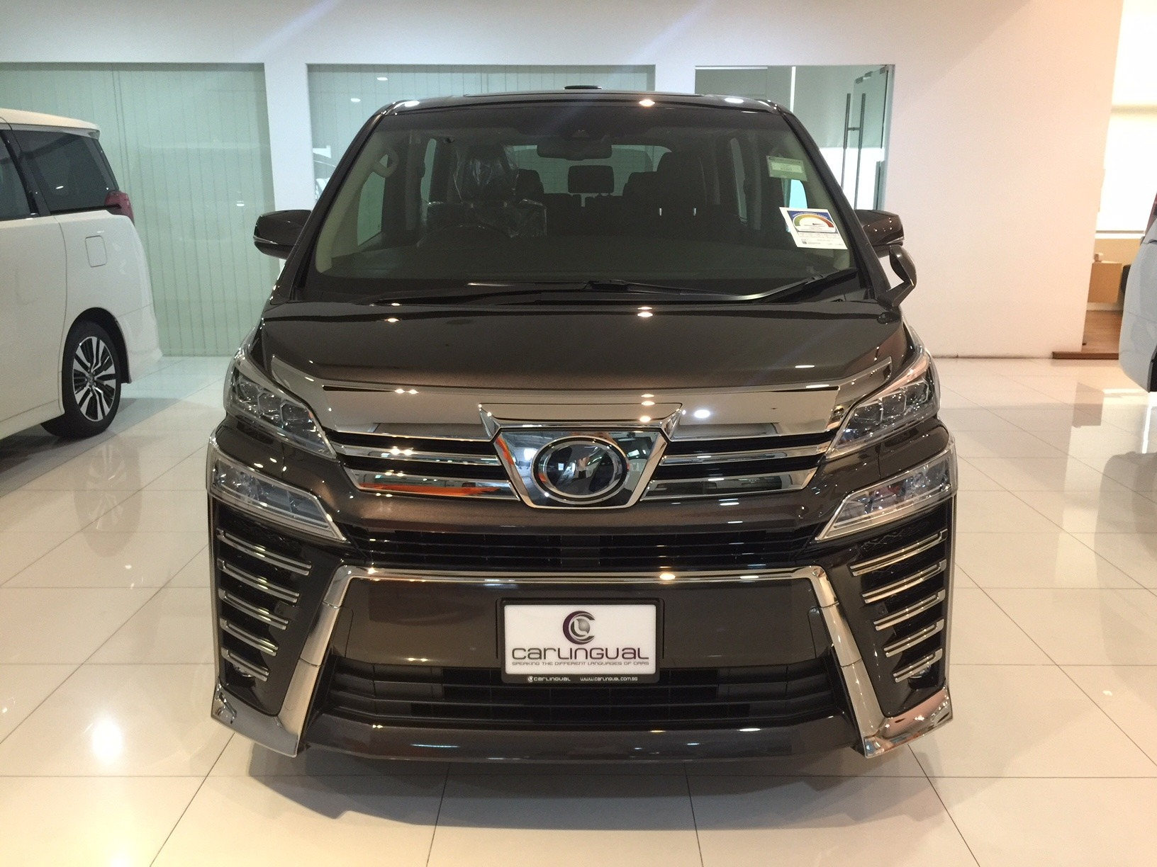 toyota all new vellfire 2.5 zg edition harga grand veloz 1.5 2017 2 5 7 seater a carlingual full