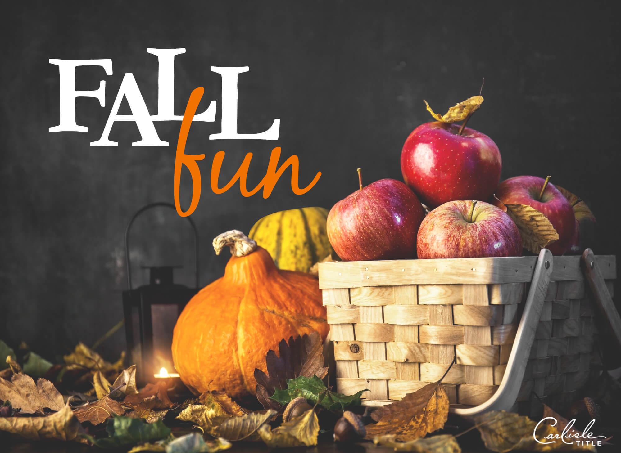 Fall Activities Festivities Amp Fun